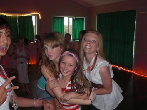 USA Trip Fundraising Disco 2008 1