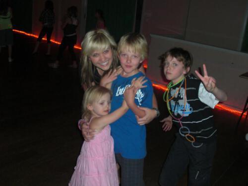 USA Trip Fundraising Disco 2008 8