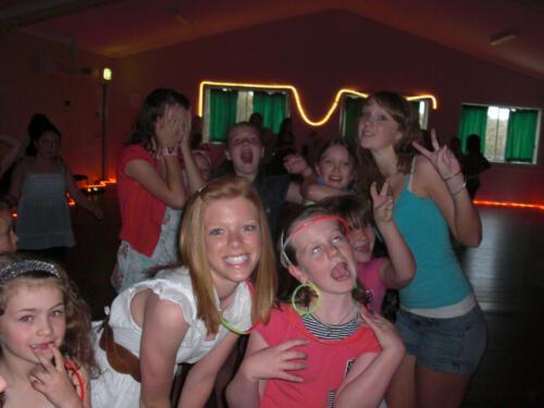 USA Trip Fundraising Disco 2008